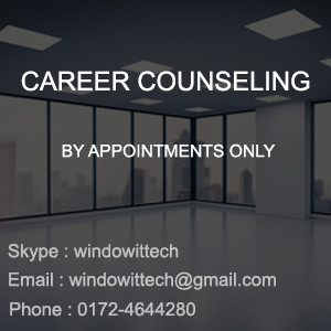 career Counseling shwetank education