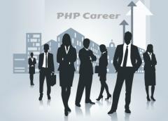Best career in php