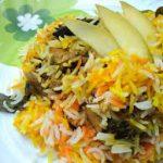 Mango Biryani recipe
