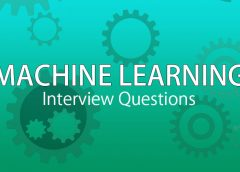 Machine learning interview question and answer 2018